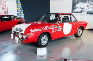 Lancia Fulvia HF 1600 Rally - 1969