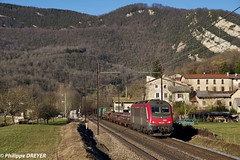 BB36026 sur train Modane Sibelin vers Montferrand (philippedreyer1) Tags: