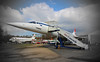 The Concorde at Brooklands (big_jeff_leo) Tags: supersonic jet aircraft museum airbase airshow commercial sleek iconic british