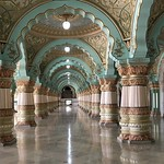India (Mysore) Public Darbar hall  of Mysuru Palace1 thumbnail