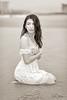 Tide Pool (oshcan) Tags: model girl woman beach blackandwhite summer nude portrait nikon d4s 85mm14