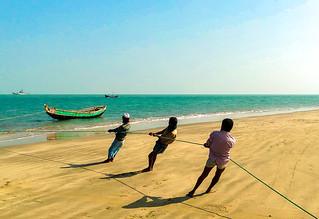 Livelihood of island people