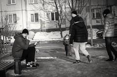 Spring 2018:17 (Sergey Lagovskiy) Tags: spring spring2018 russia siberia novosibirsk nsk streetphoto street onstreet streetlife blackandwhite blackwhite bw