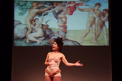 IMGP4987 (i'gore) Tags: montemurlo teatro fts salabanti fondazionetoscanaspettacolo donna donne libertà felicità ritapelusio satira ironia marcorampoldi pemhabitatteatrali