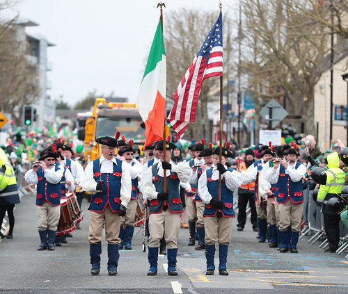 St. Patrick's Day Parade, 17th March 2018