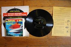 Voyage To The Bottom Of The Sea 8mm Film, Record, Instructions ( Americom 1966 ) (Donald Deveau) Tags: americom film homemovies super8 8mm tvshow record soundtrack voyagetothebottomofthesea sciencefiction