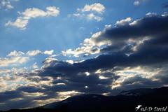 Coucher de soleil sur le Suchet ! (jean-daniel david) Tags: montagne coucherdesoleil ciel cielbleu nuage soleil suisse suisseromande vaud yverdonlesbains suchet neige