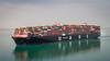 Al Kasriyah (Richard_Turnbull) Tags: nikon d600 suez canal vessel ship container