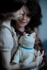 DSC_0955 (peregrina_tyss) Tags: bjd francesca dollstown elf iplehouse nyid dim annabeth elfdoll barbara