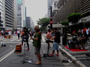 São Paulo Avenida Paulista BANDA LOUCURAMA (LUIZ PAULO São Paulo's Eyes) Tags: sãopaulo paulistaavenue avenidapaulista brazil brasil brazilians brasileiros streetart music música rock hippie hippies neohippie people loucurama musician músico artederua