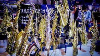 Salon de la musique - Saxophones A