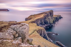 Neist Point (deanallanphotography) Tags: landscape sea scotland sunset lighthouse