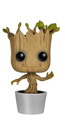 Marvel Dancing Groot Pop (mywowstuff) Tags: gifts gadgets cool family friends funny shopping men women kids home