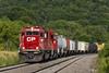 CP 6221 - H20 (John Fladung) Tags: cp6221 cp2223 canadianpacific train railroad emdsd60 emd cpriversub