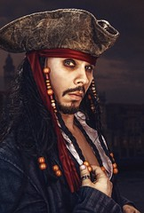 Aliosa Sparrow (aliosa123) Tags: aliosa pirate movie pirates fun portrait night eyes costume
