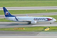 Travel Service Airlines Boeing 737-8CX OK-TVB (c/n 32362) (Manfred Saitz) Tags: vienna airport schwechat vie loww flughafen wien travel service airlines boeing 737800 b738 738 oktvb okreg