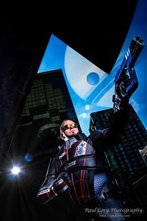 Commander Shepard 3