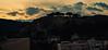 bosque a lo lejos (c.pujadas) Tags: sky blue orange sunset