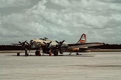 B-17 Flying Fortress (sugar-bomb) Tags: airplane airplanes historic b17 flying fortress wwii