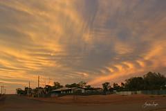 Marree Sunset 1 (Zonifer Lloyd) Tags: curdnattaphotographers theme theskysthelimit marree sunset outback southaustraliaaustralia