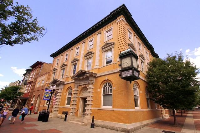Farmers and Merchants Bank Building - Winchester, VA