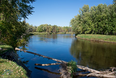 (Not so) Big River (KGHofSF) Tags: kgh kghofsf minnesota usa afternoon day landscape nature outside photo photograph photography river unitedstates us