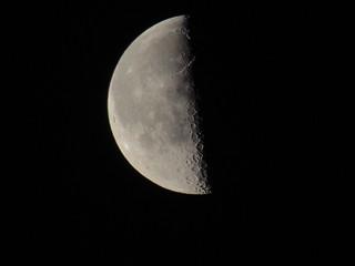Moon shots  3.09.2018 002  6:22:55 am  St. Cloud, MN.