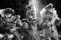 Versailles (joboss83) Tags: personnes carnaval déguisement nb versailles france carnival people