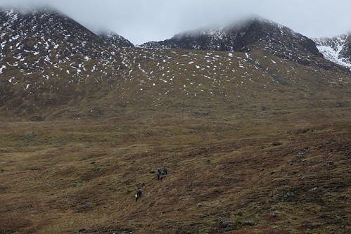 W5D_8296        Hag's Glen or Cronin's Yard Loop in the Reeks.  11th March 2018.