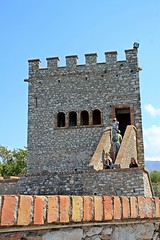 Albania day trip - Venetian Castle Archaeological Museum (Dis da fi we) Tags: albania day trip venetian castle archaeological museum butrint
