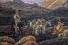 Neapolitanische Reiseführer warten auf ihre Gäste am Vesuv (S. Ruehlow) Tags: gemälde 1826 johannchristiandahl dahl museum städelmuseum städel museumsufer schaumainkai frankfurt sachsenhausen