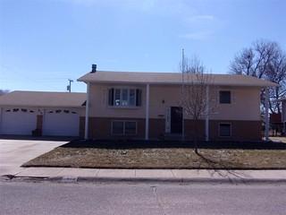 North Platte, Ne Home For Sale. 4 Bedroom, 2 Bath House Listed At Just $189,900!
