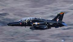 BAe Hawk T2 ZK014 E 010-1 (cwoodend..........Thanks) Tags: wales lfa7 machlooplfa7 machloop mach bae baehawk baehawkt2 hawk hawkt2 t2 snowdonia rafvalley lowfly lowlevel 4squadron 4rsqn 4rsquadron zk014 zk014e baehawkt2zk014e exit bwlchexit