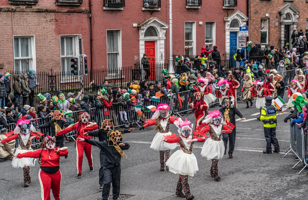 HOME IS WHERE ME HEART IS - CITY FUSION [SAINT PATRICKS DAY PARADE IN DUBLIN]-137643