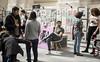 Feria de la Ilustración DIBUMAD (CentroCentro Cibeles) Tags: feria ilustración dibujo artistas arte pintura creatividad lápiz obras cultura centrocentro madrid