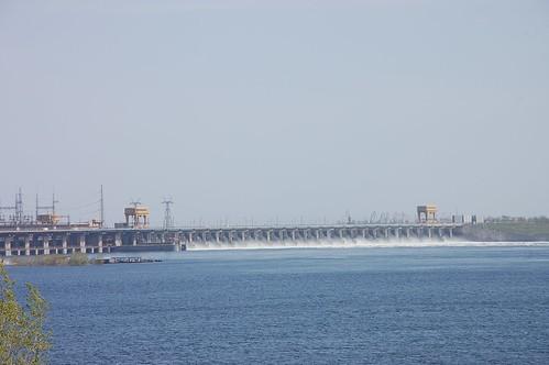 Волжская ГЭС ©  demonplus