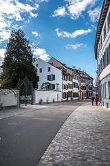 Rittergasse Street in Basel (Switzerland) (JBGenève) Tags: switzerland basel city architecture heritage buildings street rittergasse