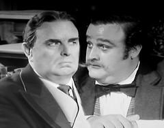 Robert Morley and Victor Buono - Closer Together 5557 (Brechtbug) Tags: robert morley british actor victor buono american both eccentric character actors tv film stage commercials radio screen grab screengrab 2018 nyc