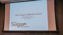 2018.03.21 Cross-Disciplinary Discussion Surrounding Sugar and Sweetener Consumption, Washington, DC USA 4163