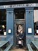 Kate at The Italian Job, Gin Journey, London, UK (SeattleCocktailCulture) Tags: london england uk greatbritian