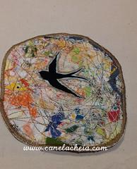 Voa nº24 (Canela Cheia) Tags: fly voa andorinha artesanato brooch criatividade criativity freedom handicraftbrooches handmade liberdade pregadeira slowfashion swallows