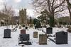 Ramsgate Cemetery - Graveyard & Chapels 2 (Le Monde1) Tags: ramsgate kent england ramsgatecemetery county graves tombs tombstones headstones lemonde1 nikon d800e dumptonpark snow graveyard twin chapels georgegilbertscott anglican nonconformist