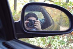 Reflection (ElisaArduini) Tags: reflection nikon me car mirror palombara palombarasabina italia italy photography fotografia flickr photo photos foto d3200 nikond3200