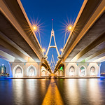 _MG_3487 - The Business Bay bridge, Dubai thumbnail
