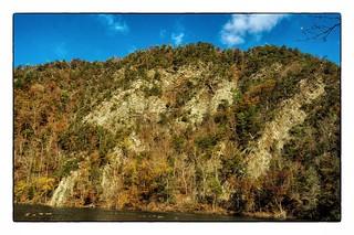 Wilbur Dam lake