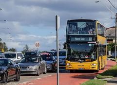 B-Line - Northern Beaches Fleet No ST 2855 on Route B1 Mona Vale) approaches at Anzac Avenue , Collaroy (john cowper) Tags: buses bus bline northernbeaches northernbeachesbline statetransit transportfornsw doubledecker suburb sydney newsouthwales collaroy