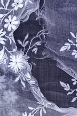 Frayed sleeve (Arkle1) Tags: macromondays imperfection