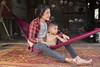 On the hammock (Andrea Rizzi Esk) Tags: person people woman child kid cambodia family portrait warm rural village hammock