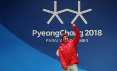 Paralympic_Medal_Ceremony_25 (KOREA.NET - Official page of the Republic of Korea) Tags: 2018 평창 메달시상식 2018평창동계패럴림픽 korea 2018pyeongchangwinterparalympic pyeongchangolympicplaza 평창올림픽플라자