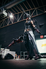 """Japan Weekend Barcelona 2018 Pasarela Cosplay • <a style=""""font-size:0.8em;"""" href=""""http://www.flickr.com/photos/140056126@N03/39875710775/"""" target=""""_blank"""">View on Flickr</a>"""
